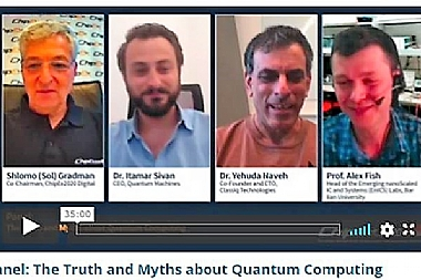 Panel: The Truth and Myths about Quantum Computing