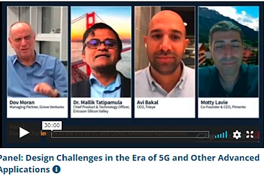 Panel: Design Challenges in the Era of 5G and Other Advanced Applications