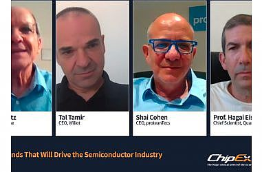 Panel: Major Trends That Will Drive the Semiconductor Industry