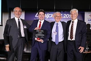 Gilles Delfassy - Global Industry Leader Award
