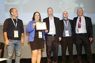 Sol Chip Wins 'Most Innovative Israeli Start-Up' at iNNOVEX 2015